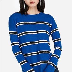 NWT Long Sleeve Striped Sweater